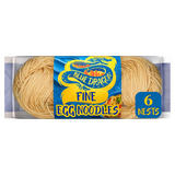 Blue Dragon Fine Egg Noodles 6 Nests 300g