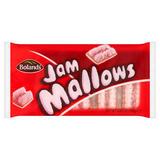 Bolands Jam Mallows 250g