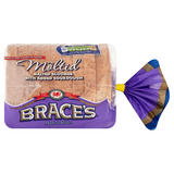 Brace's Môltid Malted Bloomer with Added Sourdough 400g
