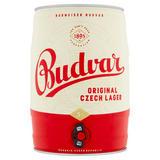 Budweiser Budvar Original Czech Lager 5L