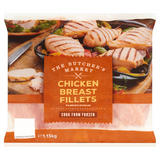 The Butcher's Market Chicken Breast Fillets 1.15kg