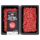 The Butcher's Market British Lean Beef Steak Mince 1000g
