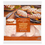 The Butcher's Market Chicken Breast Fillets 2.6kg