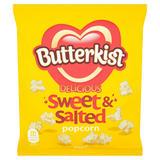 Butterkist Delicious Sweet & Salted Popcorn 85g