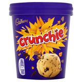Cadbury Crunchie Tub 480ml