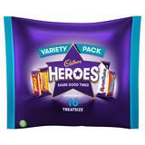Cadbury Friends Heroes 16 Treatsize Packs 225g