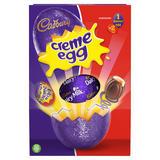 Cadbury Creme Egg Large Easter Egg 258g