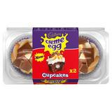 Cadbury Creme Egg Cupcakes x 2