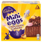 Cadbury Mini Eggs Chocolate Gateau