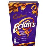 Cadbury Eclairs Chocolate Carton 420g