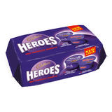 Cadbury Heroes Milk Chocolate Potted Desserts 4 x 90g