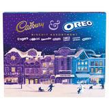 Cadbury & Oreo Biscuit Assortment Carton 500g