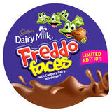 Cadbury Limited Edition Dairy Milk Freddo Faces 90g