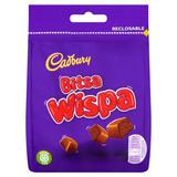 Cadbury Bitsa Wispa Chocolate Bag 95g