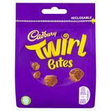 Cadbury Twirl Bites Chocolate Bag 95g