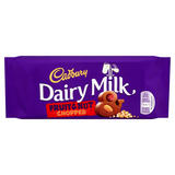 Cadbury Dairy Milk Fruit and Nut Chopped Chocolate Bar 95g