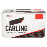 Carling Original Lager 10 x 568ml