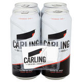 Carling Original Lager 4 x 440ml