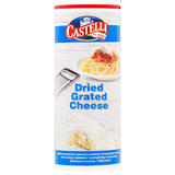 Castelli Dried Grated Cheese 80g
