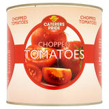 Caterers Pride Chopped Tomatoes 2.5kg