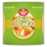 Caterers Pride Fruit Cocktail in Light Syrup 2.5kg