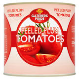 Caterers Pride Peeled Plum Tomatoes 2.5kg