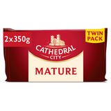 Cathedral City Mature Cheese Twin Pack 2 x 350g