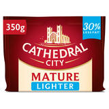 Cathedral City Mature Lighter Cheese 350g