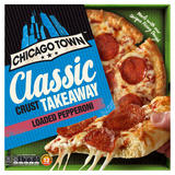 Chicago Town Takeaway Medium Classic Crust Pepperoni Pizza