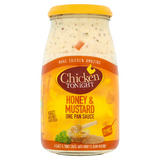 Chicken Tonight Honey and Mustard One Pan Sauce 500g