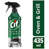 Cif  Oven & Grill Specialist Cleaner Spray 435ml