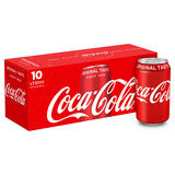 Coca-Cola Classic 10 x 330ml