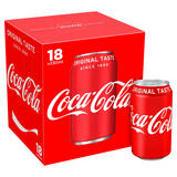 Coca-Cola Original Taste 18 x 330ml
