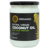 Coconut Gold Organic Extra Virgin Coconut Oil 500ml