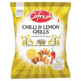 Cofresh Chilli & Lemon Grills Flavoured Potato Snack 80g