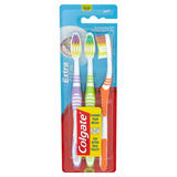 Colgate Extra Clean Medium Toothbrush Triple Pack