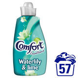 Comfort Creations Waterlily & Lime Fabric Conditioner 57 Wash 1.995 L