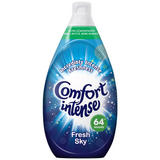 Comfort Intense Fresh Sky Fabric Conditioner 64 Wash 960ml