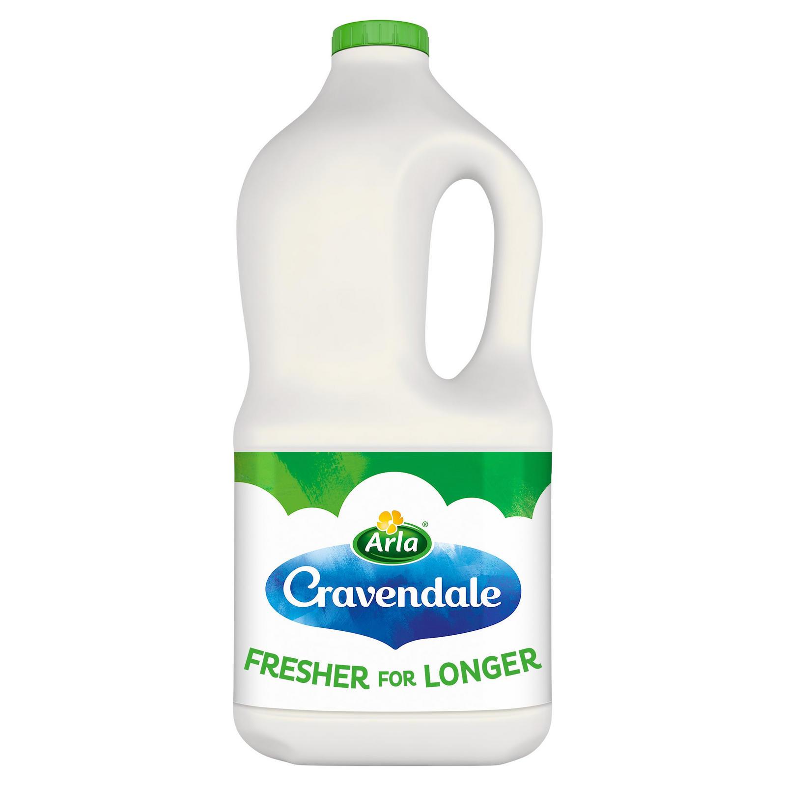 Cravendale Semi Skimmed 2 Litres Milk Iceland Foods