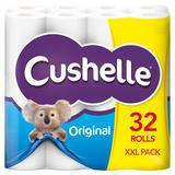 Cushelle Toilet Tissue 32 Rolls White