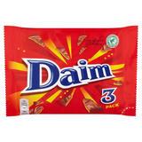 Daim Chocolate Bar 3 x 28g