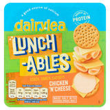 Dairylea Lunchables Chicken 'n' Cheese Stackers 76.8g