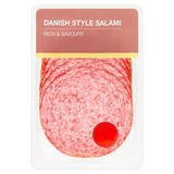 Danish Style Salami 100g