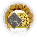 Deli Speciale Pimento Stuffed Olives 110g