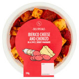 Deli Speciale Iberico Cheese and Chorizo 130g