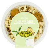 Deli Speciale Olives with Cheese 160g