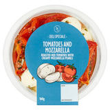 Deli Speciale Tomatoes and Mozzarella 160g