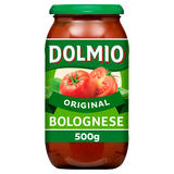 Dolmio Bolognese Pasta Sauce 500g