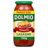 Dolmio Lasagne Red Tomato Sauce 750g
