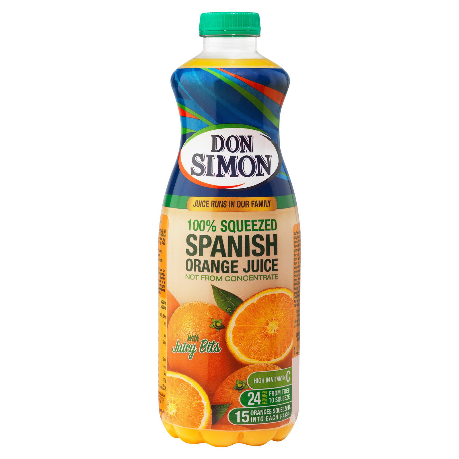 Do you have orange juice in spanish